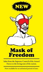 Mask of Freedom