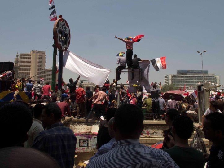 Tahrir 1 luglio 2013