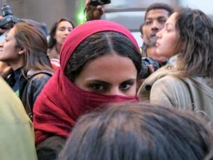 Marcia delle donne a il Cairo 19
