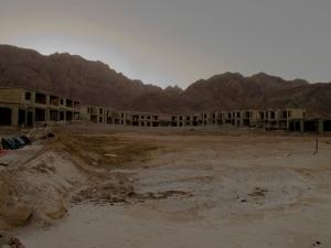 Ecomostri a Dahab in Sinai. Egitto