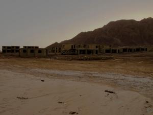 Ecomostri in Sinai. Egitto