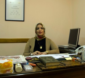 Dott.ssa Abla El Badry