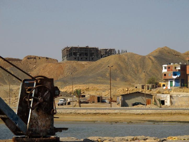 Ecomostri a Marsalam. Egitto