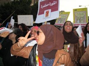 Marcia delle donne contro le violenze sessuali