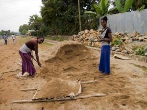 Lavoratrici etiopia